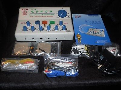 Electronic acupuncutre treatment instrument SDZ-II Nerve and muscle stimulator