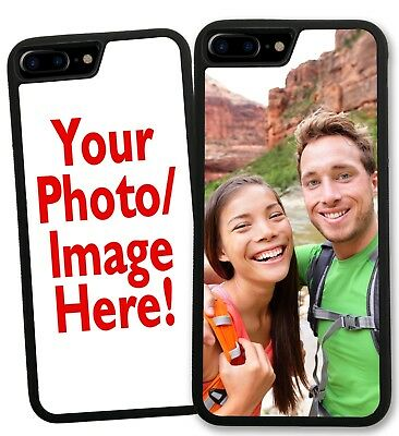 PERSONALIZED IPHONE CASE Your Photo Image Case Cover Gift for iPhone All Models