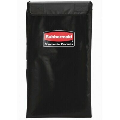 Rubbermaid X-Cart Black Bag 150Ltr (Next working day UK Delivery)