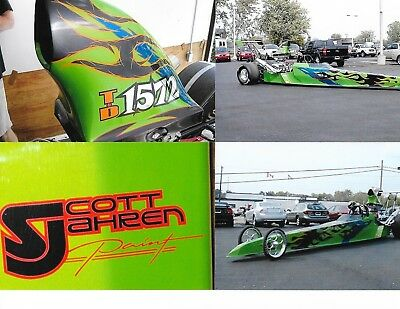 "2006 Mike Bos 240"" Swingarm Dragster"