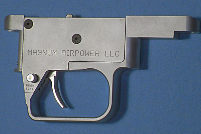 CUSTOM STAINLESS-STEEL TRIGGER fits Benjamin Discovery
