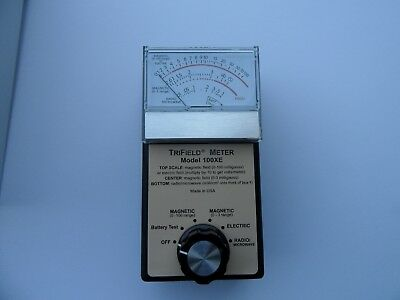 Trifield 100XE EMF Meter - Very little used