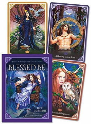 Cavendish Lucy/ Weils Jane ...-Blessed Be Cards  (US IMPORT)  ACC NEW