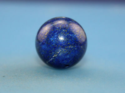 20*20 mm Antique dzi blue Lapis lazuli old Bead from Tibet **Free shipping**