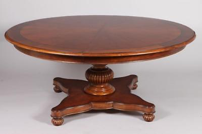 21ST CENTURY MILLING ROAD/BAKER DINING TABLE WITH ONE LEAF. 21st Cen... Lot 1315
