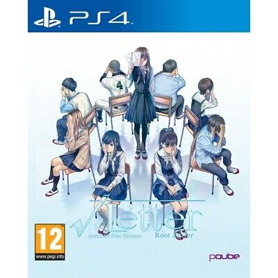 Root Letter PS4 Game | PlayStation 4 - New Game