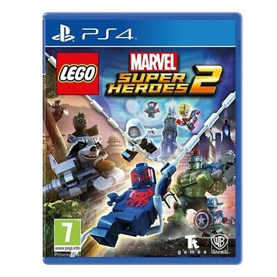Lego Marvel Superheroes 2 PS4 Game | PlayStation 4 - New Game
