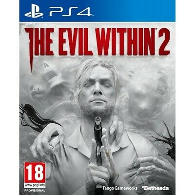 The Evil Within 2 PS4 Game | PlayStation 4 - New Game