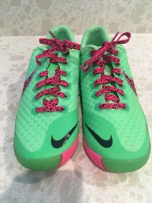 19002c5e4d1 NIKE YOUTH ELASTICO Finale II Indoor Soccer Shoes US-5.0 580457-363 ...