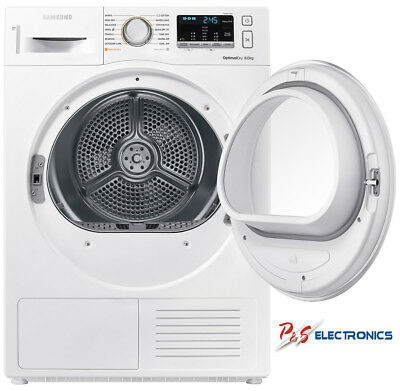 Samsung 8kg Heat Pump Dryer_ DV80M5010IW