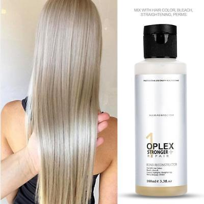 Oplex Bond Repair Connections Damaged Hair Strengthen Toughness Treatment LJ