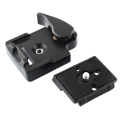 323 Quick Release Clamp Adapter For Camera DSLR with 200PL-14 QR Plate 80C7