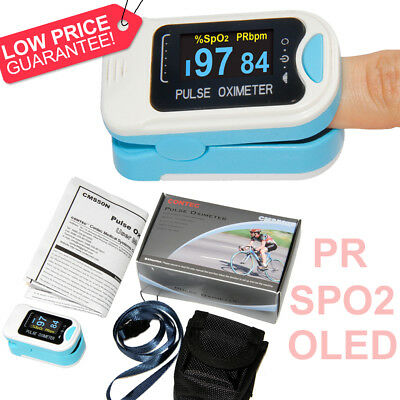 OLED Pulse Oximeter Blood Oxygen Monitor,SPO2,Oxygen saturation,pulse oximetry