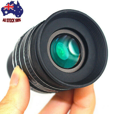 1.25'' 58° 2.5mm Planetary Eyepiece for Astronomical Telescope Multicoated AU