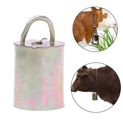 Cow Horse Sheep Grazing Copper Bells Cattle Farm Animal Copper Loud Bells