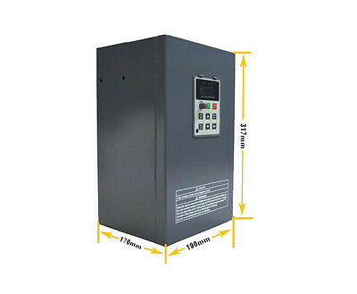 VFD 11KW 15HP 25A 400Hz Variable Frequency Drive 3PH 380V  VC Vector Control V/F