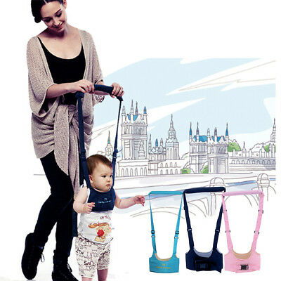 For 9-24mon Baby Toddler Walking Harness Learning Assistant Safety Reins Walker