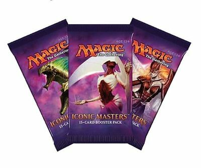 Magic the Gathering - Iconic Masters Booster Pack (single pack)