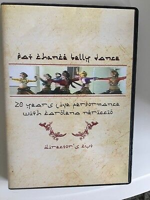 Fat Chance Belly Dance - 20 years live performance with Carolena Nericcio DVD