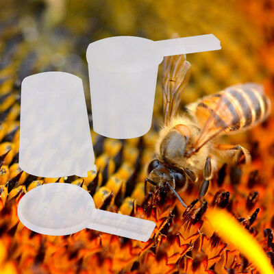 Plastic Beekeeping Entrance Feeder Bee Water Drinker Hive Tool Equipment 4D3E