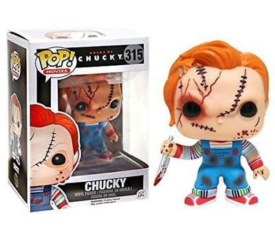 Funko Pop Movies Chucky 315 Bride Of Chucky Vinyl Figure New With Box Collection