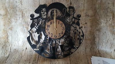 Toy Story Vinyl Record Clock home decor gift
