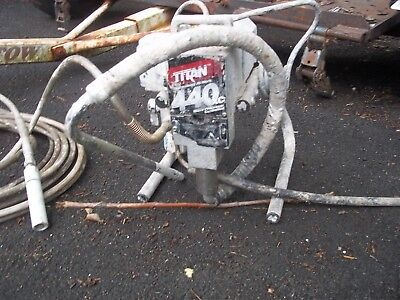 TITAN 440XC AIRLESS Sprayer for parts or not working