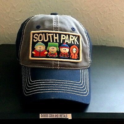 """""""Official South Park"""" Hat (One Size Fits all)  2008 comedy partners"""