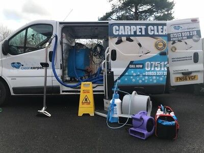 Carpet Cleaning Business For Sale Machine Truckmount
