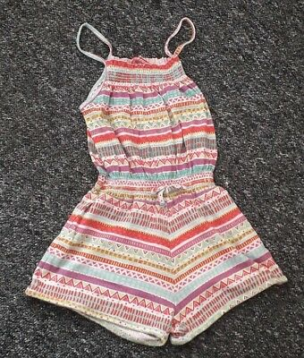 Girls Playsuit - Size 4-5Years