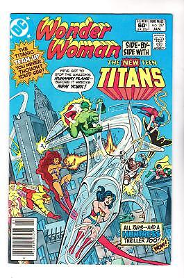 WONDER WOMAN 287 (NM-) EARLY APPEARANCE of THE NEW TEEN TITANS (FREE SHIPPING)*