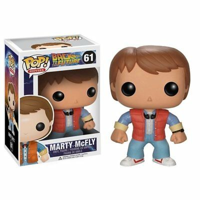Funko Pop! - Marty McFly Figura 10cm - Back to The Future - Producto Oficial
