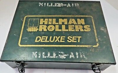 Hilman 8 Ton 16000 lb Machine Roller Kit