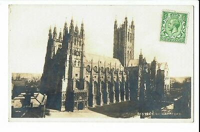 CPA - Carte postale -Royaume uni - Canterbury -  Cathedral - S1139