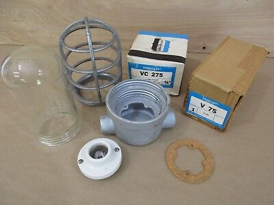 New Crouse Hinds VC275 Light Fixture V75 116A
