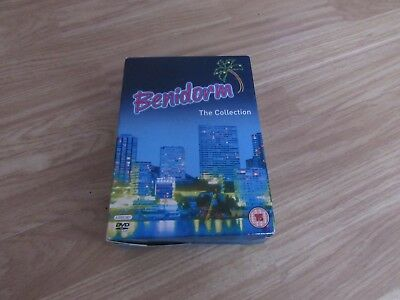 Benidorm The Collection Dvd Box Set Sitcom Series 1 To 3 & 2009 Special