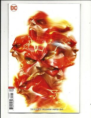 FLASH # 50 (MATTINA VARIANT, Extra-Sized Anniversary Issue, SEPT 2018), NM NEW