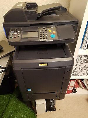 UTAX 261ci A4 Multi-function Photocopier / Colour Laser Printer with Networking