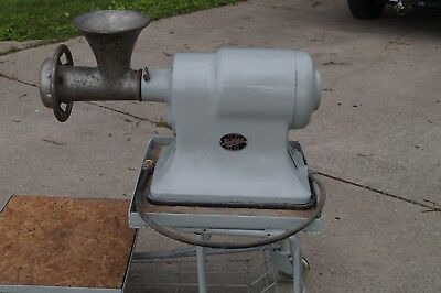 Meat Grinder Hobart table top Unit
