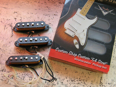 Custom shop '54 Strat Stratocaster Pickup set
