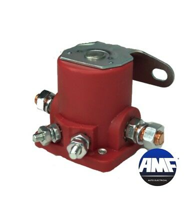 New Ford Starter Car Truck Solenoid Relay 12V HeavyDuty SW3 - Red