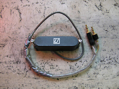 Ultrasonic Stratocaster noiseless single coil Pickup