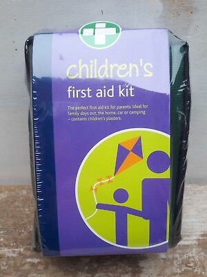 Reliance Medical Childrens First Aid Kit in Helsinki Bag New Kids Camping Travel