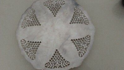 Mappin & Webb Silver Plated Cake Stand / plate