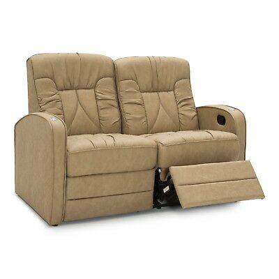 Qualitex De Leon 53 Quot Rv Double Recliner Loveseat Sofa