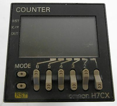 Omron H7CX-AU Counter