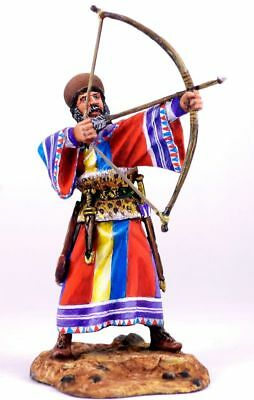 Tin soldier, Collectible, Persian Archer, Persian Immortals, Heavy Infantry,54mm