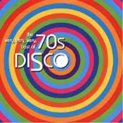 Various Artists-The Very Very Very Best of 70s Disco  (US IMPORT)  CD NEW