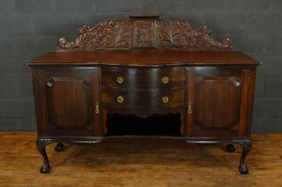 Large Vintage Early 20th Century Sideboard