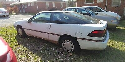 1990 Ford Probe  1990 Ford Probe LX - NOT CURRENTLY DRIVEABLE